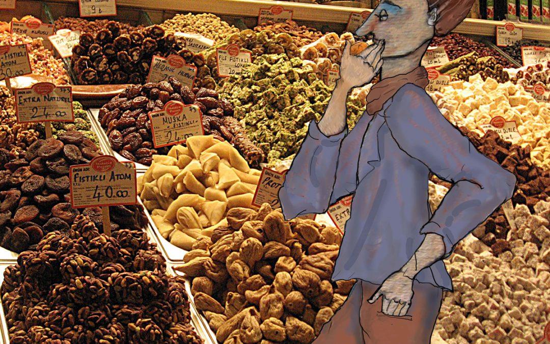 Mercado de frutos