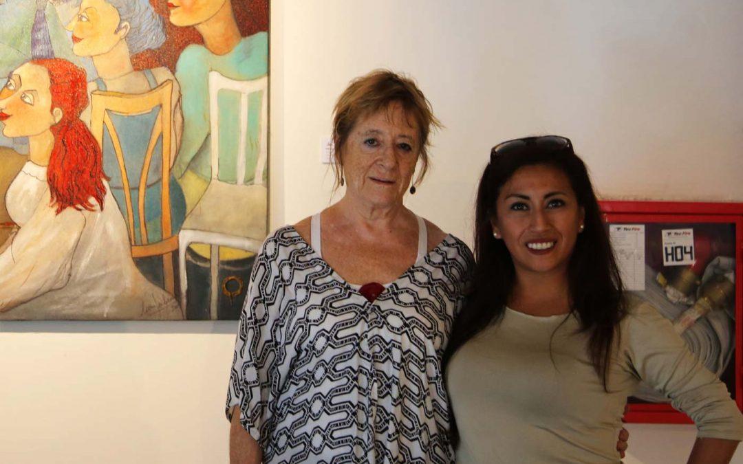 Fotografía con Betzabeth Ortega Luján