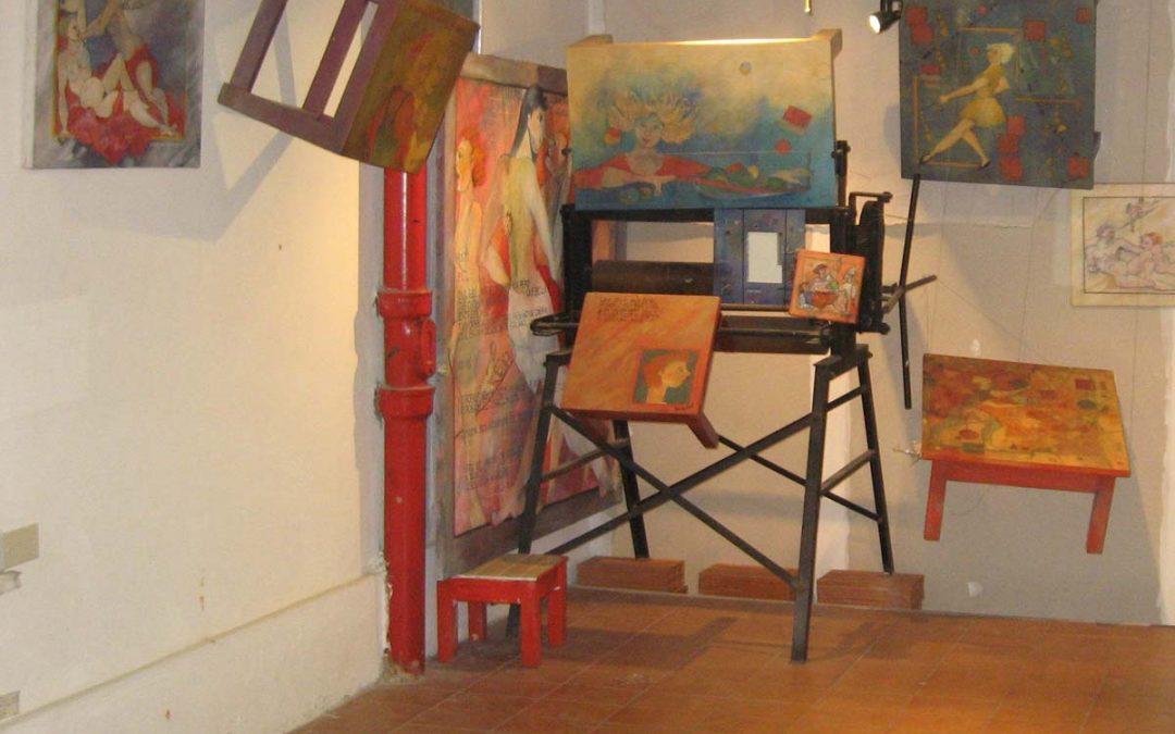 Taller-galería Espinosa